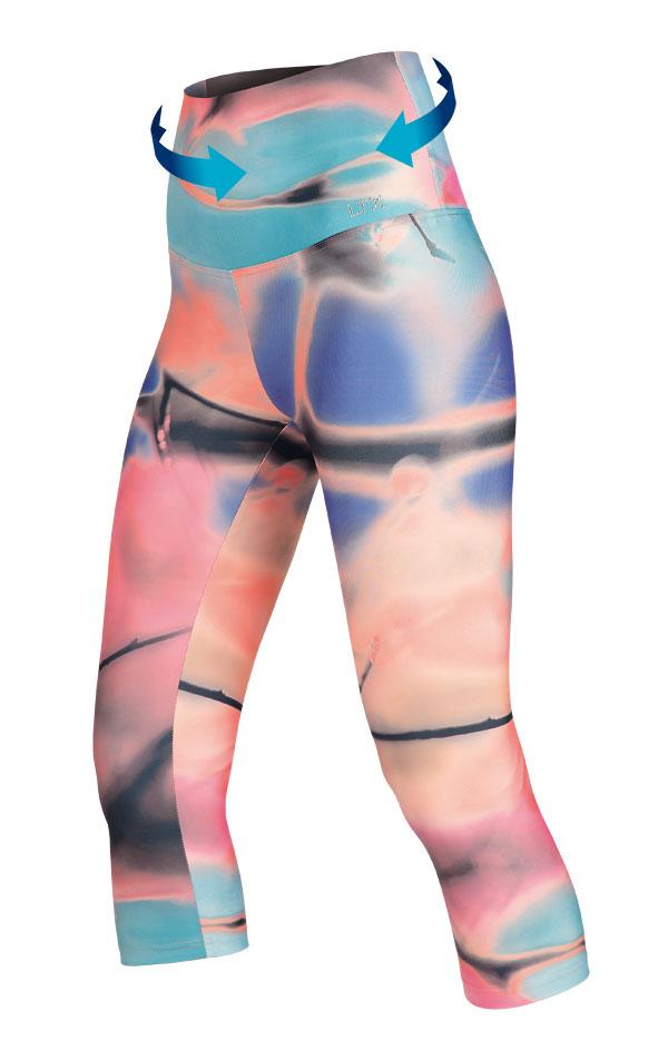 Legíny dámské v 3/4 délce. 54249 | Sportovní oblečení LITEX