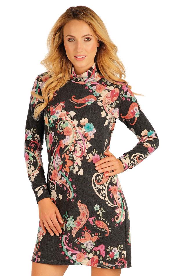 Šaty dámské s dlouhým rukávem. 55003 | Sportovní oblečení LITEX