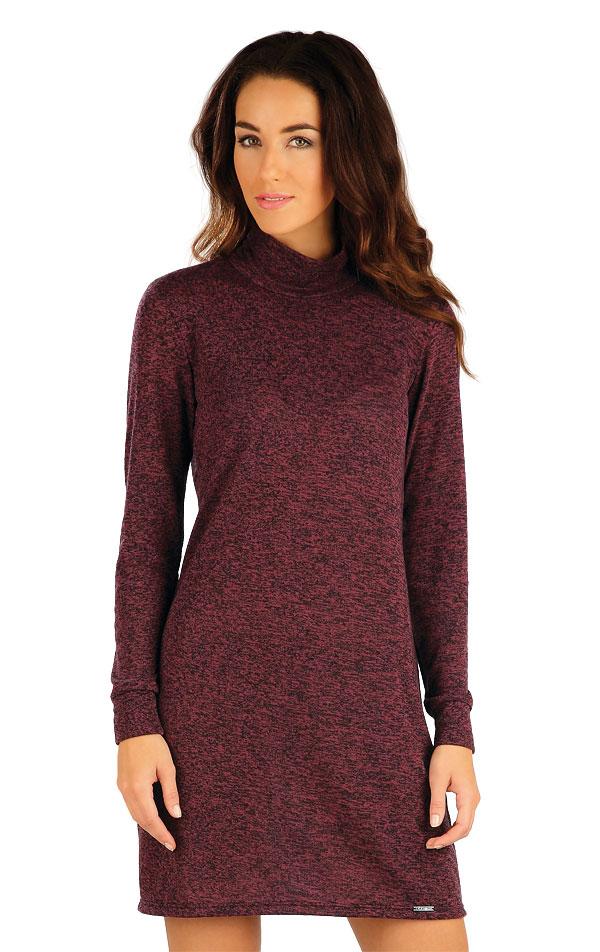 Šaty dámské s dlouhým rukávem. 55029 | Šaty a sukně LITEX