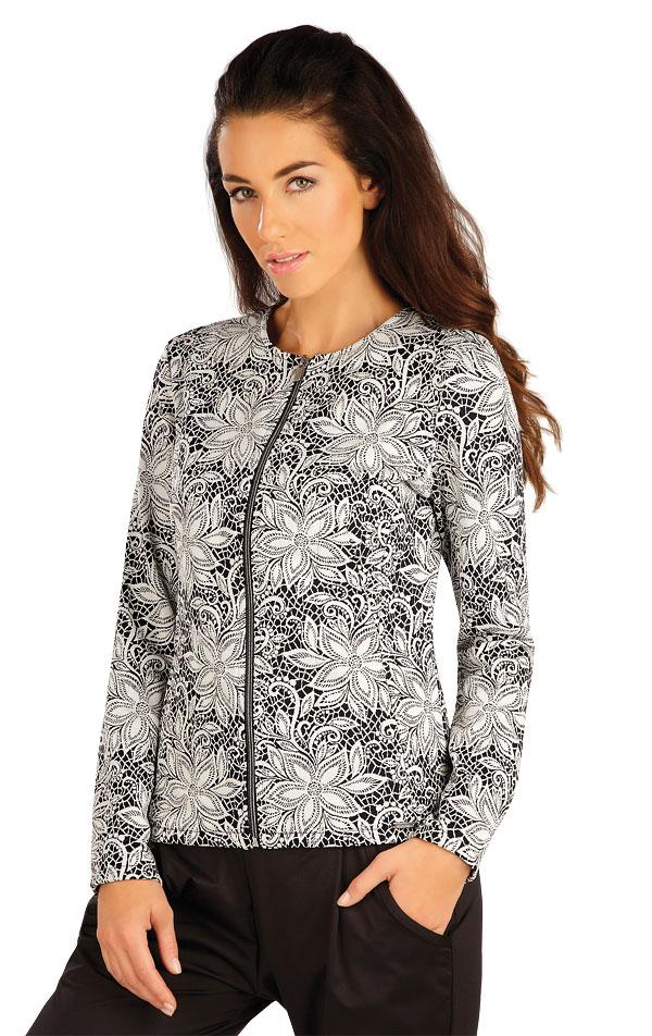 Kabátek dámský s dlouhým rukávem. 55031 | Fashion LITEX LITEX