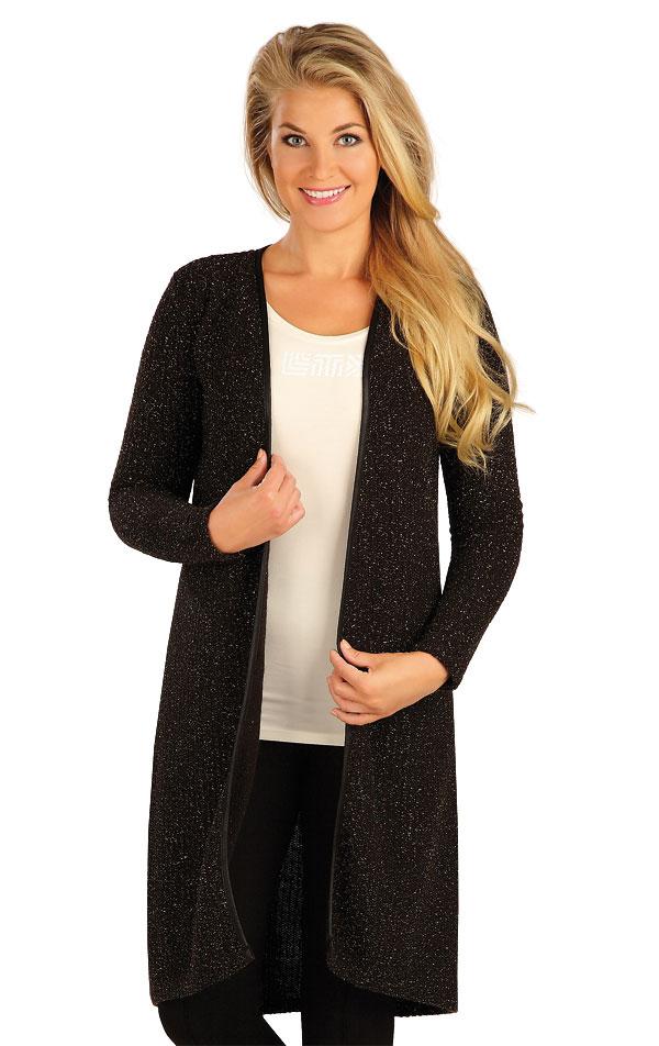 Cardigan dámský s dlouhým rukávem. 55058 | Sportovní oblečení LITEX