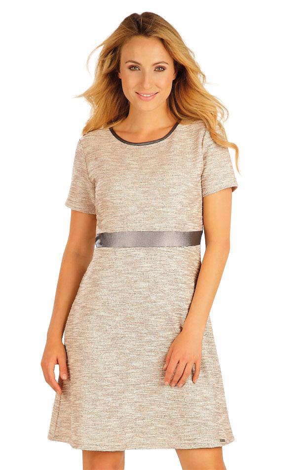Šaty dámské s krátkým rukávem. 55060   Šaty a sukně LITEX