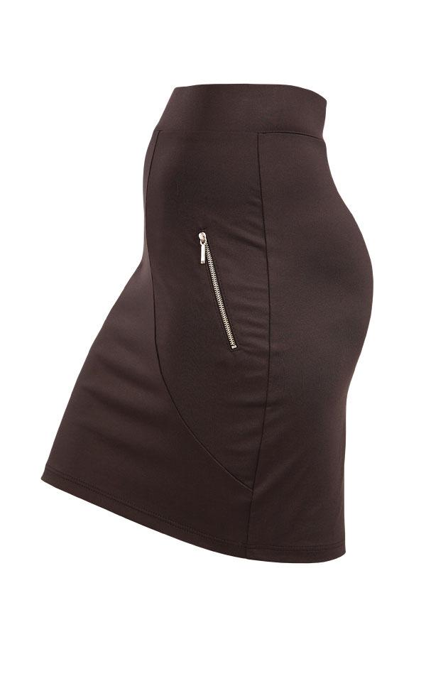 Sukně dámská do pasu. 55072 | Šaty a sukně LITEX