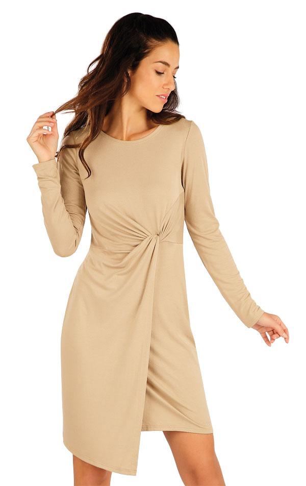 Šaty dámské s dlouhým rukávem. 55085 | Šaty a sukně LITEX