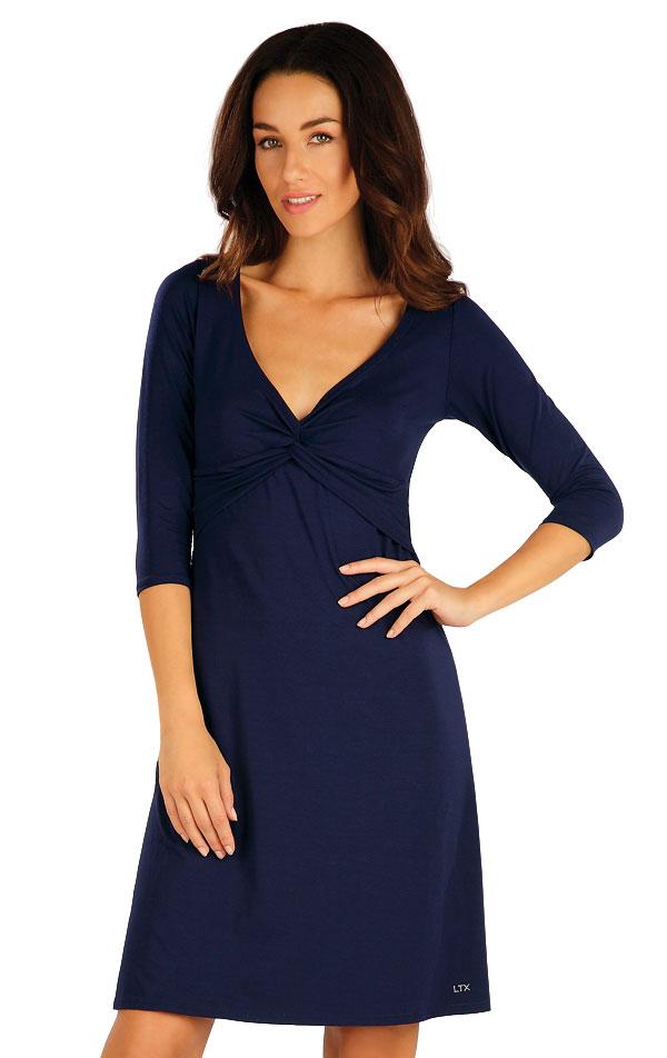 Šaty dámské s 3/4 rukávem. 55087 | Sportovní oblečení LITEX