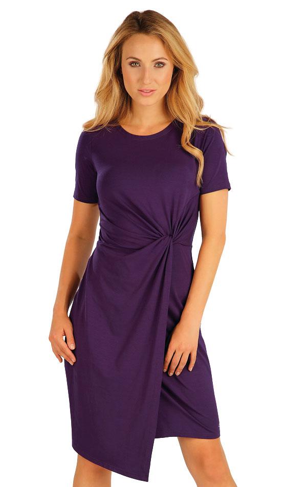 Šaty dámské s krátkým rukávem. 55089   Šaty a sukně LITEX