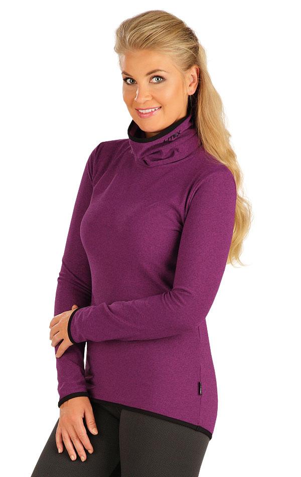 Rolák dámský s dlouhým rukávem. 55126 | Sportovní oblečení LITEX