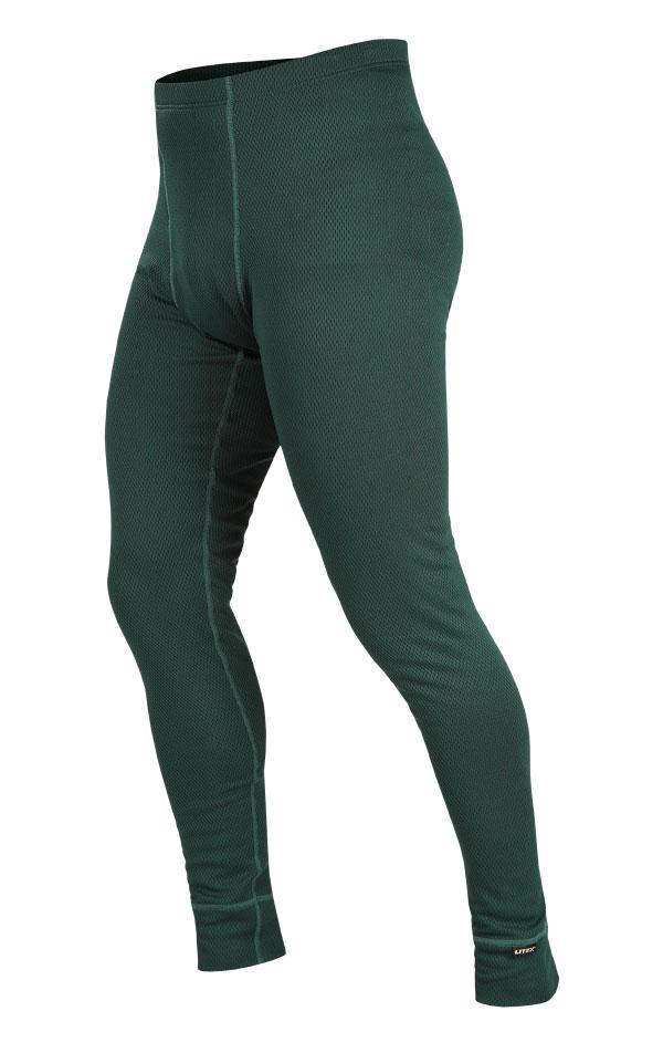 Funkční termo legíny pánské dlouhé. 55171 | Sportovní oblečení LITEX