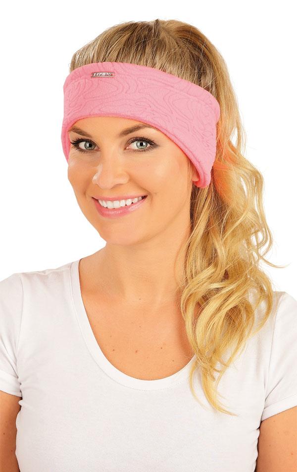 Fleecová čelenka. 55188 | Sportovní oblečení LITEX