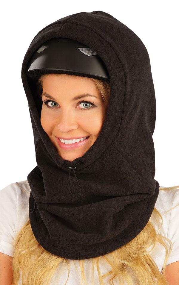 Fleecová kukla lyžařská na helmu. 55194  3d30f3a043