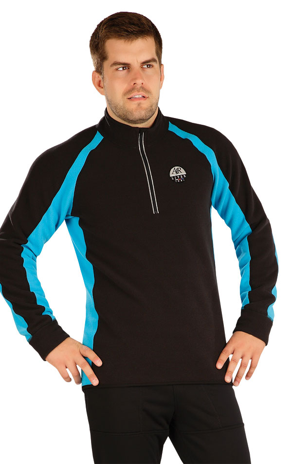 Fleecová mikina pánská. 55230 | Sportovní oblečení LITEX