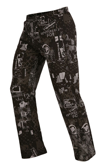 Kalhoty pánské dlouhé.