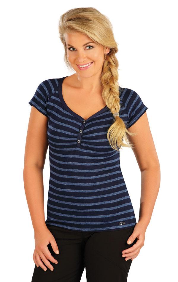 Triko dámské s krátkým rukávem. 55279 | Sportovní oblečení LITEX