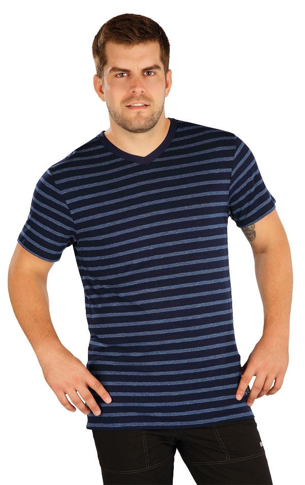 Triko pánské s krátkým rukávem. 55282 | Sportovní oblečení LITEX