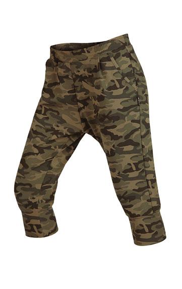 Kalhoty dámské 3/4 s nízkým sedem.