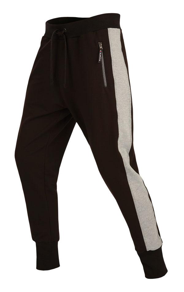 Tepláky pánské dlouhé s nízkým sedem. 55341 | Pánské oblečení LITEX