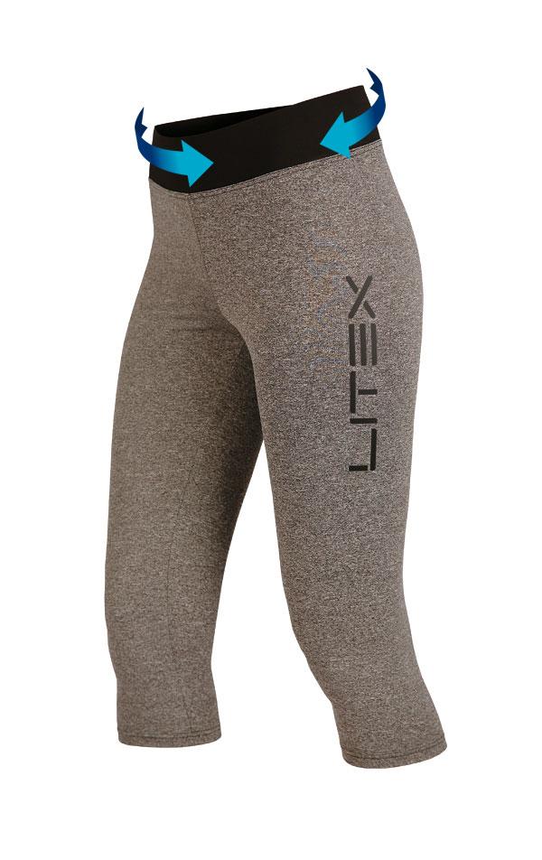 Legíny dámské v 3/4 délce. 55396 | Sportovní oblečení LITEX