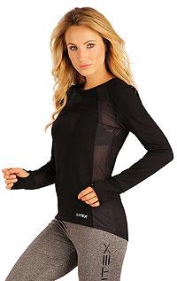 Funkční triko dámské s dlouhým rukávem.