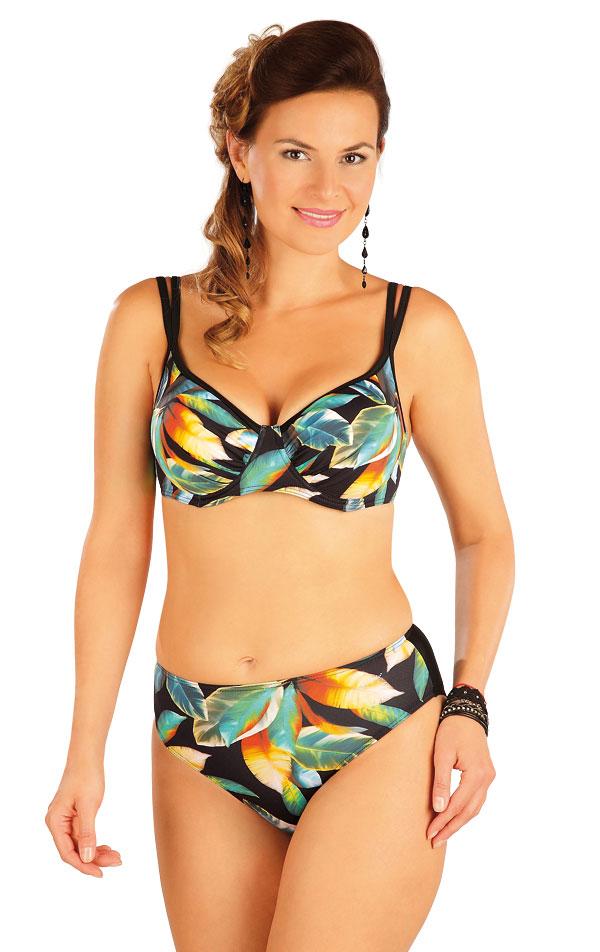 Plavky podprsenka s hlubokými košíčky. 57006 | Dvoudílné plavky LITEX