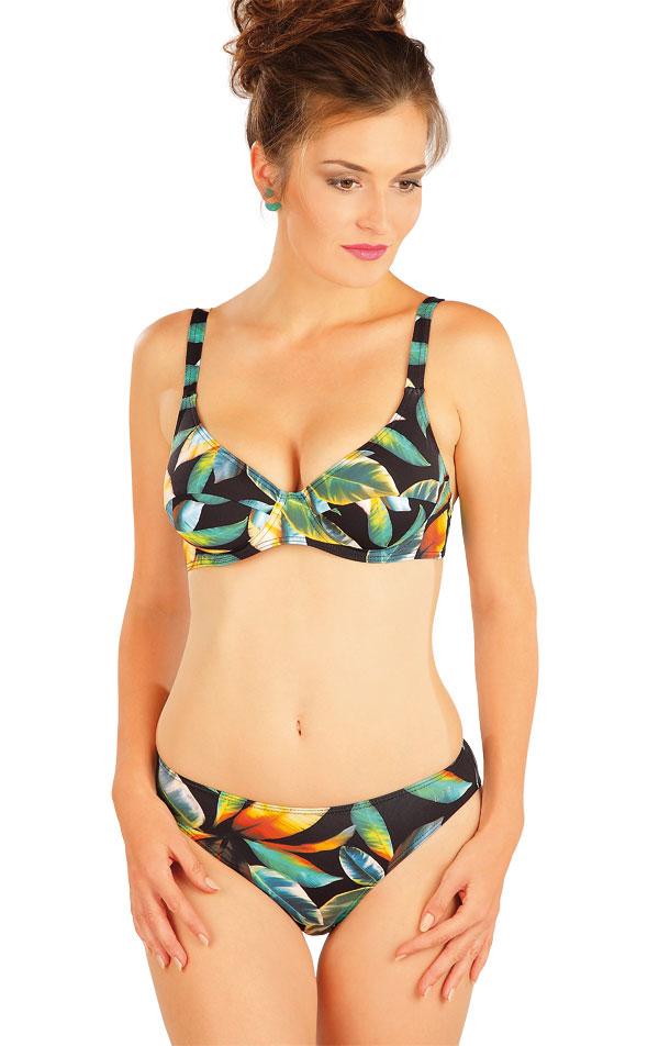 Plavky kalhotky středně vysoké. 57009 | Dvoudílné plavky LITEX