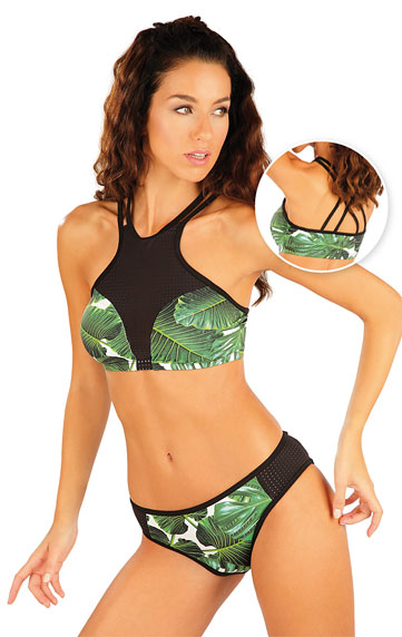 Plavky top s vyjímatelnou výztuží.