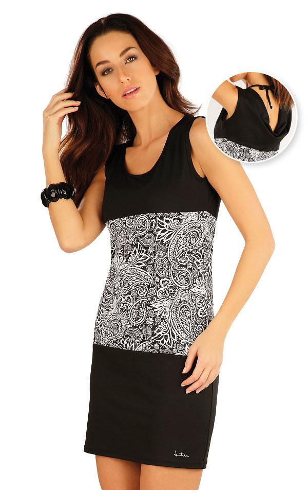 Šaty dámské bez rukávu. 57058 | Plážové doplňky LITEX