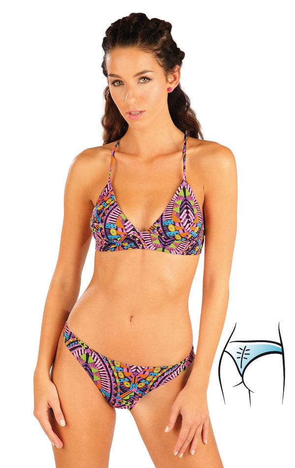 Plavky kalhotky string bokové. 57095 | Dvoudílné plavky LITEX