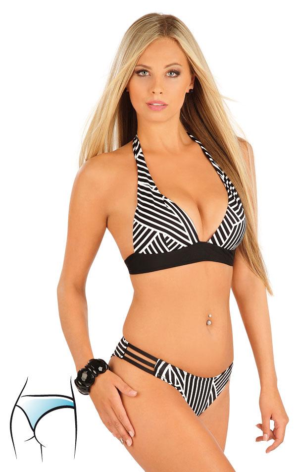 Plavky kalhotky string bokové. 57208 | Dvoudílné plavky LITEX