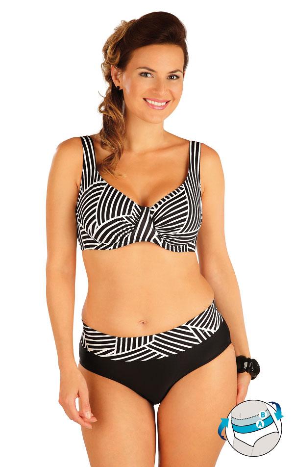 Plavky kalhotky bokové. 57210 | Dvoudílné plavky LITEX