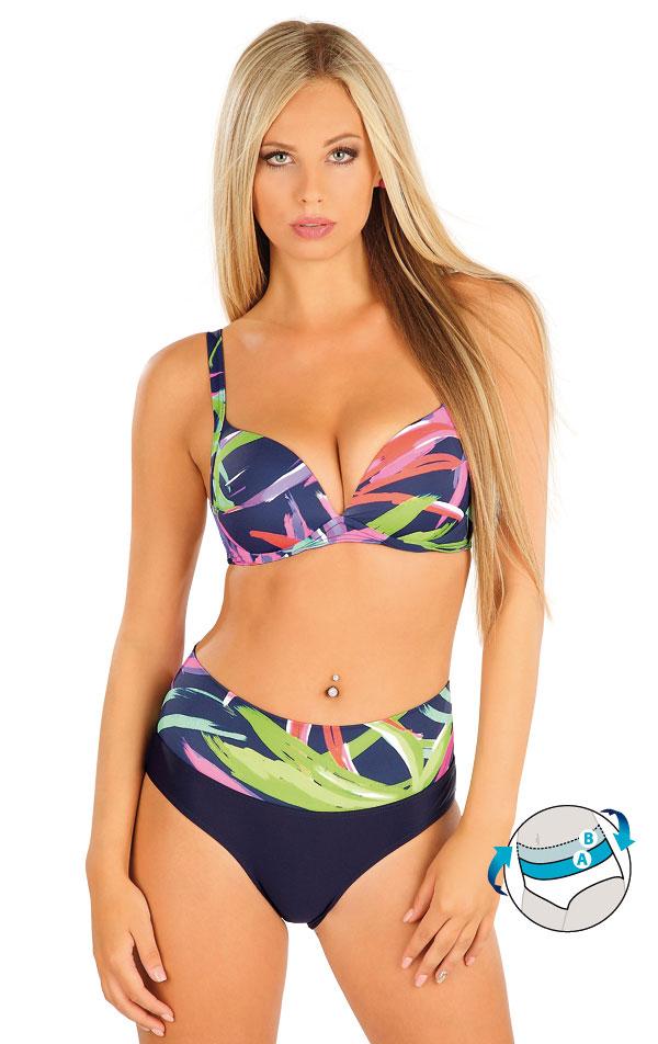 Plavky kalhotky bokové. 57235 | Dvoudílné plavky LITEX