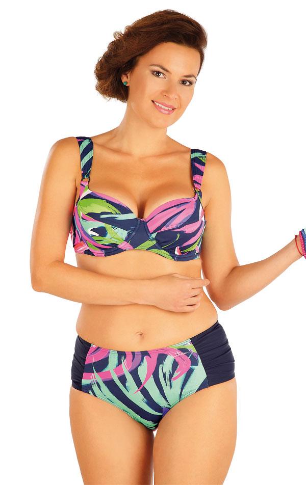 Plavky kalhotky extra vysoké. 57237 | Dvoudílné plavky LITEX