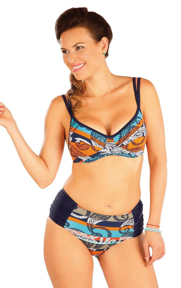 Plavky podprsenka s kosticemi. 57354 | Dvoudílné plavky LITEX