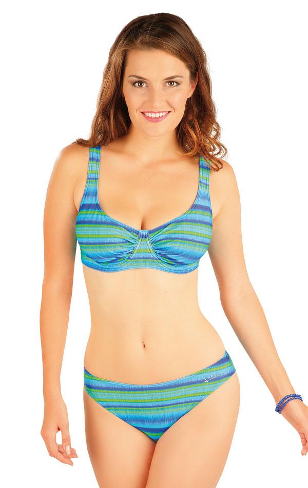Plavky podprsenka s kosticemi. 57374 | Dvoudílné plavky LITEX