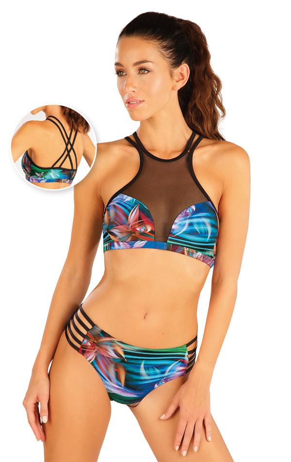 Plavky top s vyjímatelnou výztuží. 57463 | Sportovní plavky LITEX