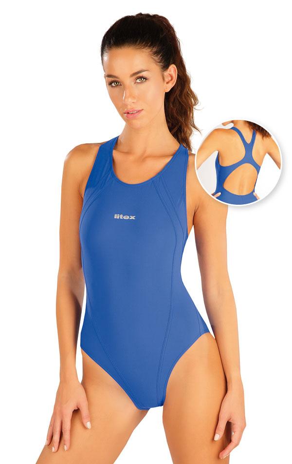 Jednodílné sportovní plavky. 57472 | Sportovní plavky LITEX