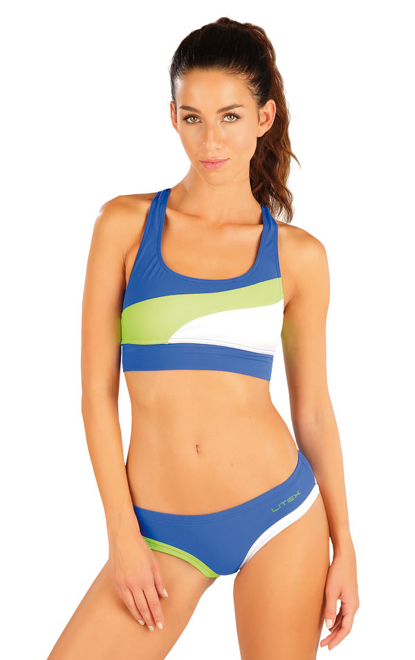 Plavky kalhotky bokové. 57475 | Sportovní plavky LITEX