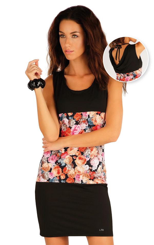 Šaty dámské bez rukávu. 57506   Plážové doplňky LITEX