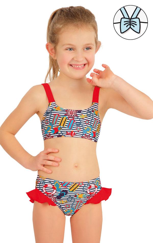 Dívčí plavky top. 57530 | Dívčí plavky LITEX