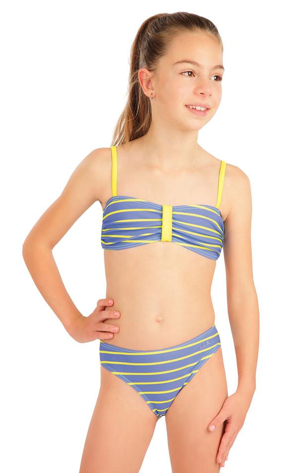 Dívčí plavky kalhotky středně vysoké. 57541 | Dívčí plavky LITEX