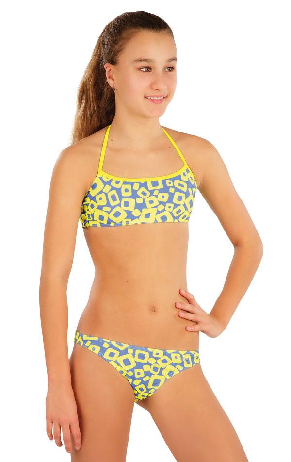 Dívčí plavky kalhotky bokové. 57546 | Dívčí plavky LITEX