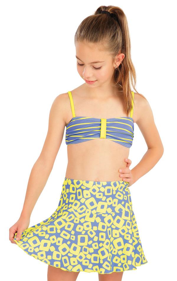 Dívčí sukně. 57547 | Dívčí plavky LITEX