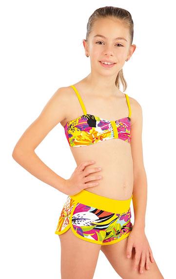 Dívčí plavky kraťasy.