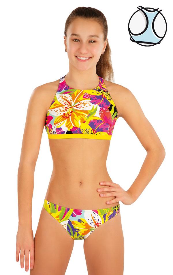 Dívčí plavky sportovní top. 57552 | Dívčí plavky LITEX