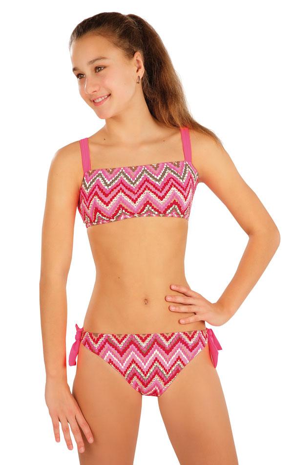 Dívčí plavky top. 57582 | Dívčí plavky LITEX