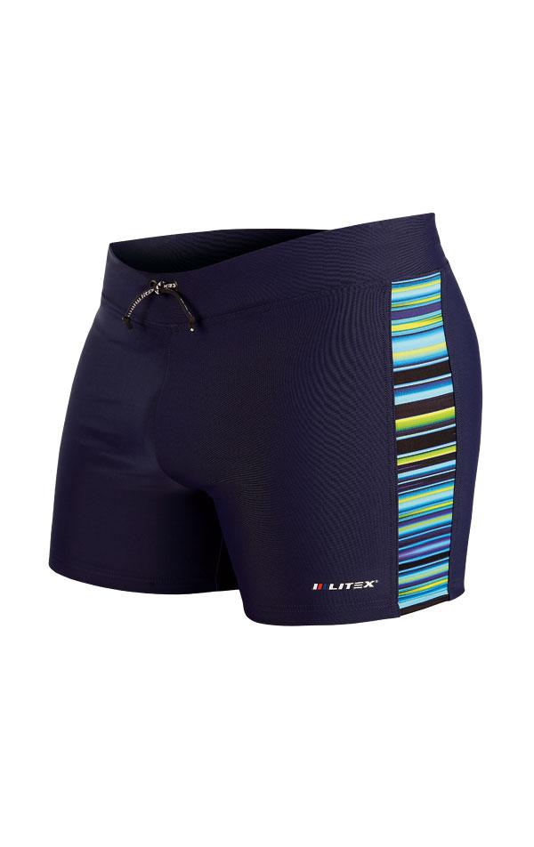 Pánské plavky boxerky. 57633 | Pánské plavky LITEX