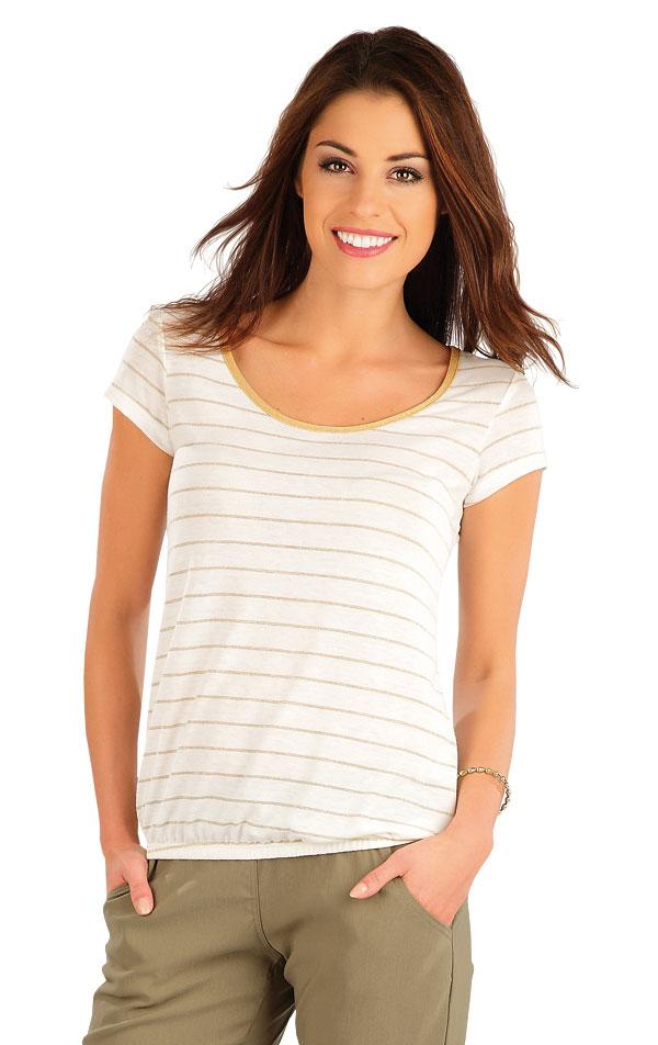 Tričko dámské s krátkým rukávem. 58012 | Trika, topy, tílka LITEX