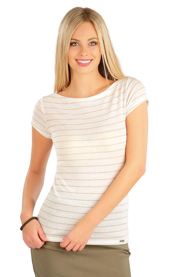 Tričko dámské s krátkým rukávem. 58013 | Trika, topy, tílka LITEX