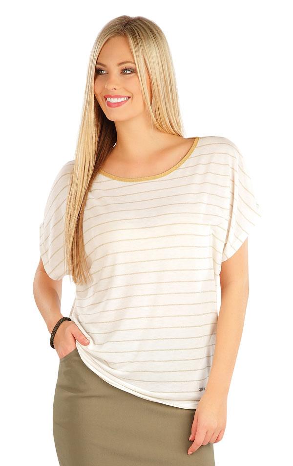 Tričko dámské s krátkým rukávem. 58014 | Trika, topy, tílka LITEX