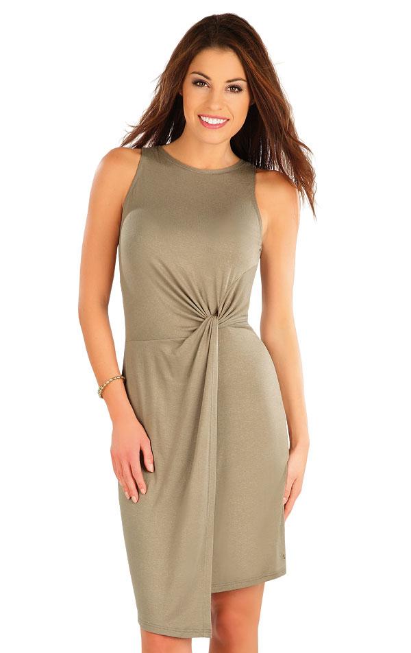 Šaty dámské bez rukávu. 58079 | Šaty a sukně LITEX