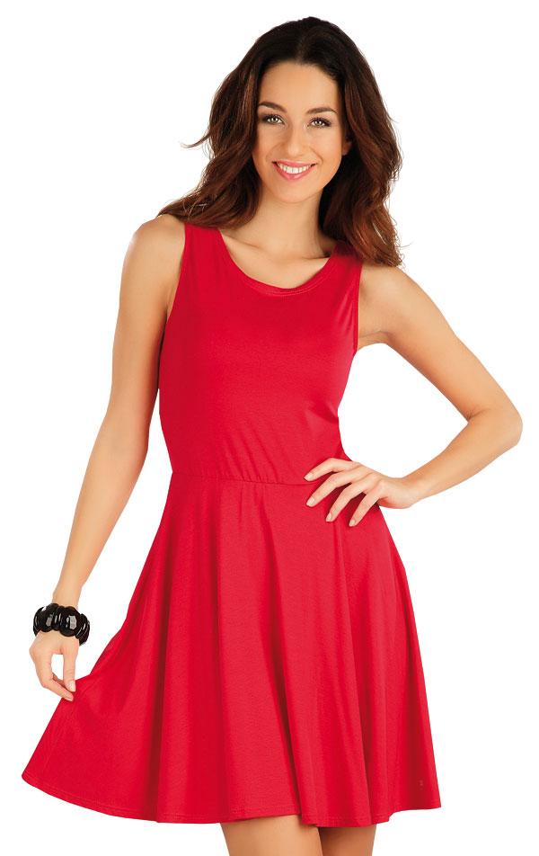 Šaty dámské bez rukávu. 58128 | Šaty a sukně LITEX